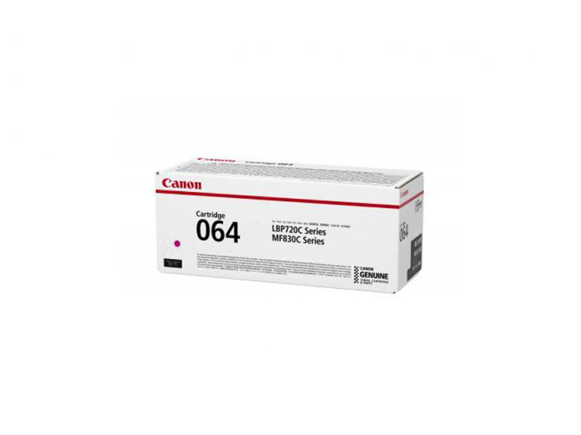 Toner Canon 064 Magenta 5000Pgs (4933C001AA)