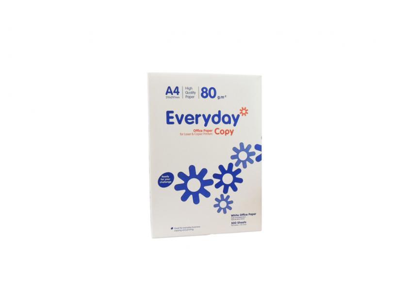 Χαρτί Everyday Α4 80g 5x500 Sheets Box (EVERYDAYABOXA4)