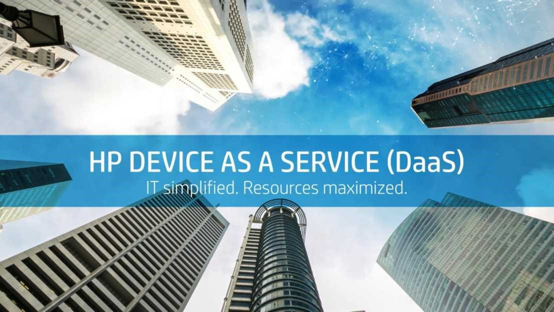 HP Device as a Service (DaaS)