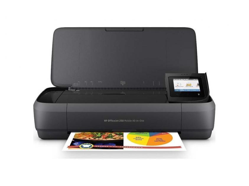 Εκτύπωση από κινητό σε εκτυπωτή HP