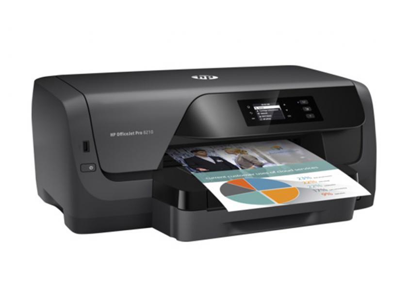 Εκτυπωτής HP OfficeJet Pro 8210